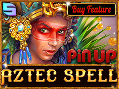 PinUp Aztec Spell